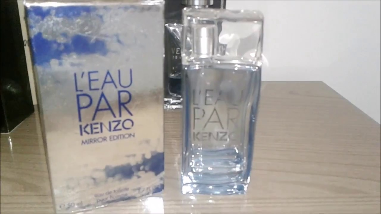 75becff78ad L eau Par Kenzo Mirror Edition - YouTube