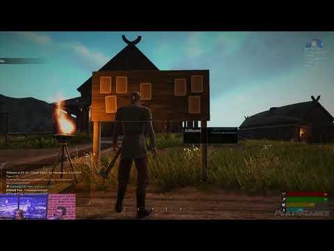 VALNIR ROK   10 Minutes of Gameplay Demo New Open World Viking Game 1080 |