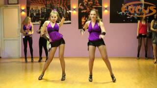 Go-Go конкурс среди начинающих 24.06.2011  - Финал 2x2