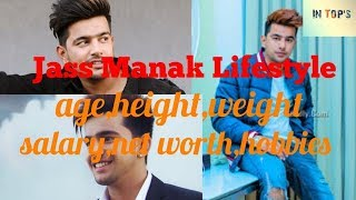 Jass manak lifestyle,hobbies,salary,education||In Top's