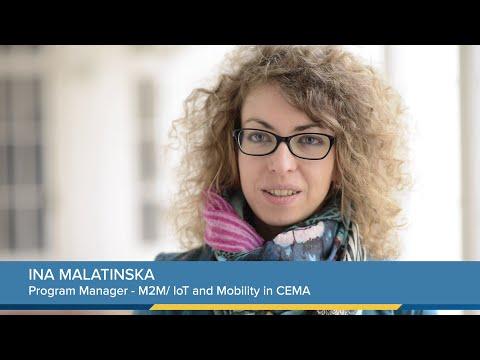 IDC IOT Forum Bratislava 2016 - Ina Malatinska Invitation