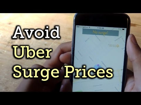 Avoid Getting Ripped Off by Uber's Surge Pricing - iPhone [How-To