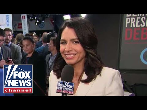 Gabbard: Google and Facebook have the power to influence our fair elections