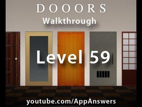 Dooors - Level 59 Walkthrough