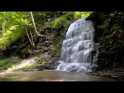 Upstate New York - Chasing Waterfalls - Glidecam HD-4000 - Nikon D5100