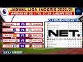 Jadwal Liga Inggris Malam ini |Tottenham vs Liverpool|Klasemen Liga inggris 2021 Terbaru|Live Net Tv
