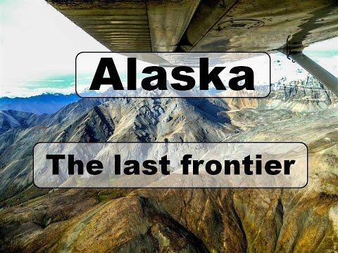 Alaska, the last frontier. Wild Adventure Alaska.
