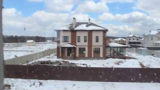 Коттедж на 2 семьи в пос. Солнечном Ивановский р-н