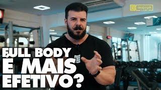 Gambar cover Dicas do Laercio: treinar o corpo inteiro pode aumentar os ganhos de hipertrofia