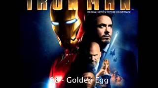 08   Golden Egg Iron Man Original Soundtrack