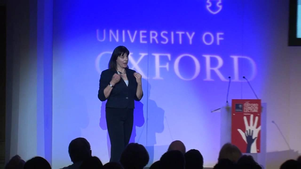 Oxford London Lecture 2012: