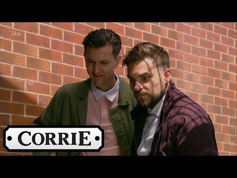 Coronation Street - Henry Is Attacked and Threatened by White Collar Thugs