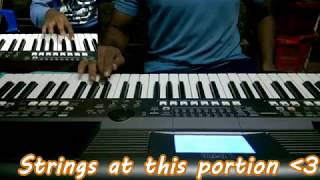 Kadhal oru aagayam cover | IMAIKKA NODIGAL | keyboard notes | Watch & Play