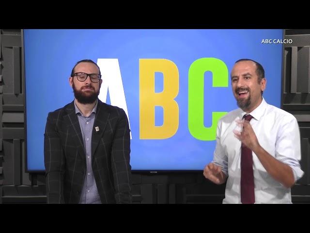 ABC DEL CALCIO - Intervista Stefano Cantalupi (giornalista); Alberto Emmolo (giornalista scrittore)