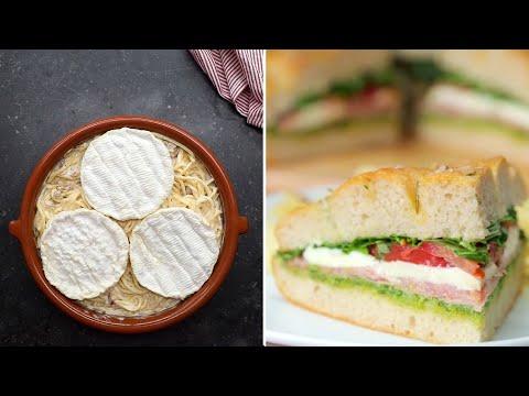 7 Italian Inspired Dinner Dishes
