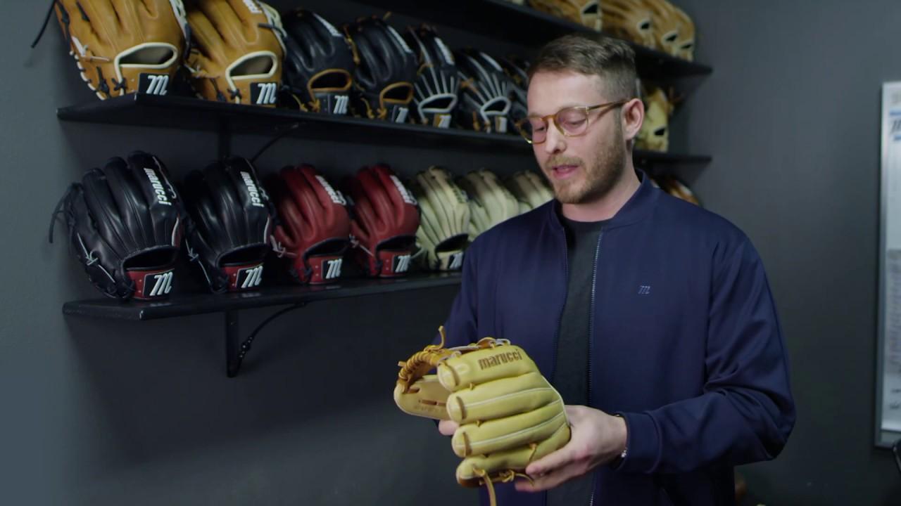 Marucci Fielding Gloves: Cypress Series