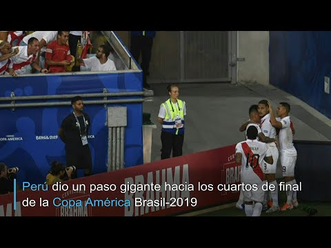 afpes: Perú derrota 3-1 a Bolivia y queda a un paso de cuartos en Copa América   AFP