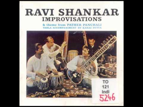 Ravi Shankar : Improvisations,03 -...