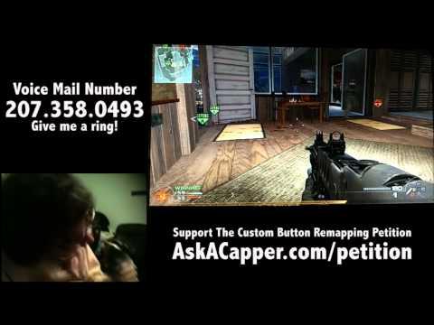 ONLYUSEmeFACE AskACappers Quadriplegic Gamers Petition