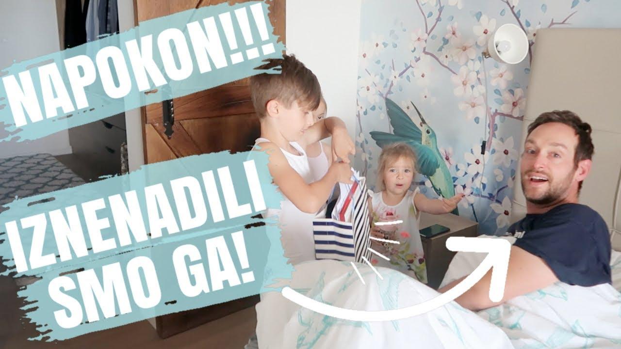 DAN OČEVA I NAPOKON OTVARAMO ISPRAVNU KUTIJU | mama 4 djece |