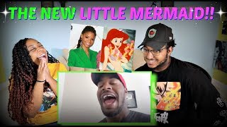 "LongBeachGriffy ""Disney Making The Little Mermaid Black"" REACTION!!"