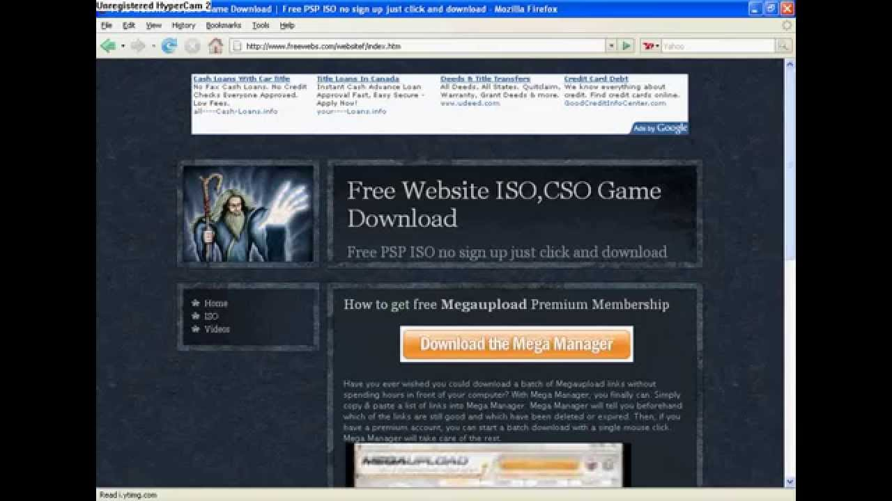 Website free psp iso/cso download preview youtube.