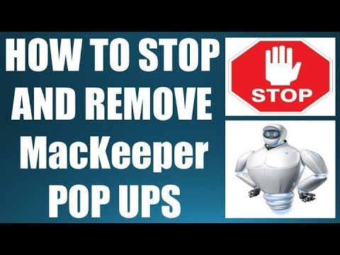 This article has been made in order to help explain what exactly is MacKeeper and how you can remove it from your Mac and stop popups and other advertisements on it