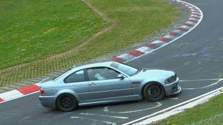 HIGHLIGHTS, FAILS & SPINS Touristenfahrten Nordschleife 2.-3.05.2015 Adenauer Forst Nürburgring