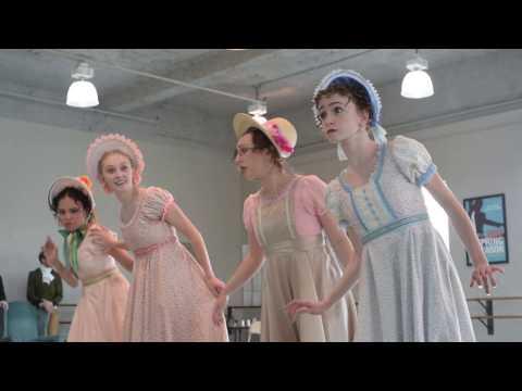 NJ ballet costume selection