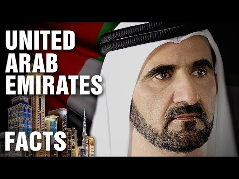 10 + Interesting Facts About The United Arab Emirates