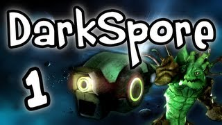 DARKSPORE - Ep. 1 - Creature Creation