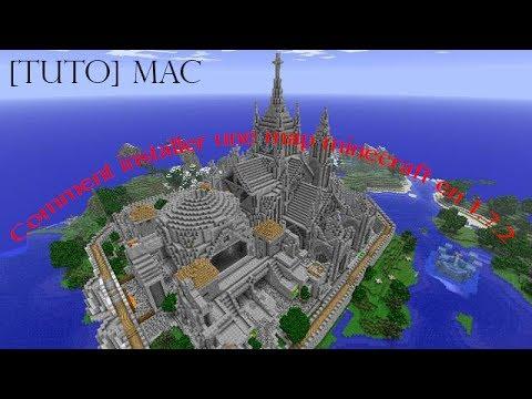 Comment Installer Une Map Minecraft Sur Mac