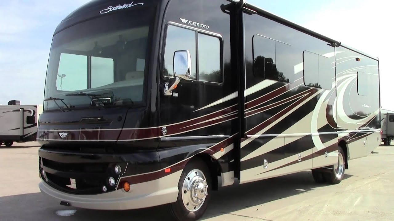 Fleetwood Rv New 2016 Fleetwo...