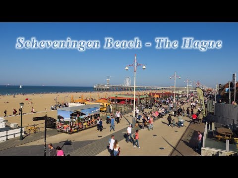 The Netherlands: Scheveningen beach - The Hague |  Scheveningen strand - Den Haag