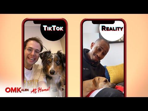 'OMKalen': Kalen and His Dog vs. TikTok