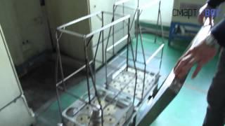 Отправка тензодатчика в мойку | СмартВес - грузовые весы(, 2014-04-03T11:05:05.000Z)