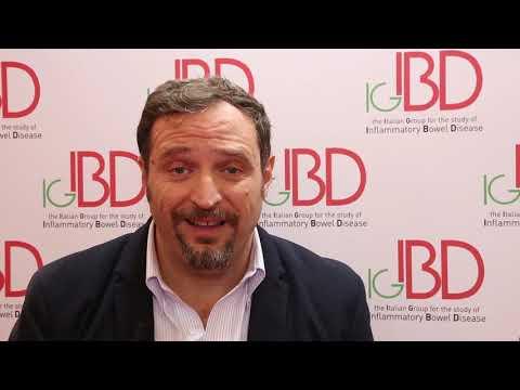 Il Prof Silvio Danesi al IX Congresso Nazionale IG - IBD
