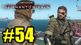 Thats A Mission Complete - Metal Gear Solid 5 The Phantom Pain #54