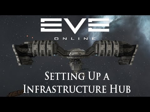 Eve Online: Setting Up a Infrastructure Hub | Post Fozzie Sov