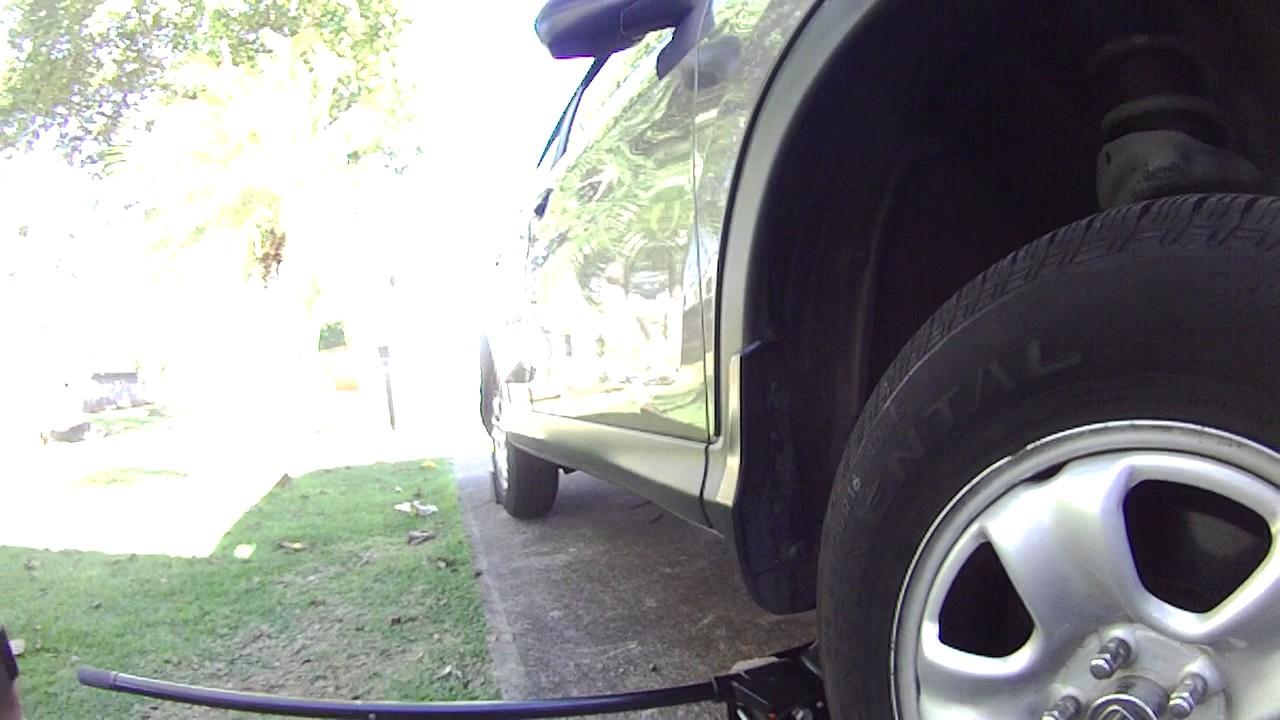 2014 Honda Crv Oil Change Drain Plug And Filter Location