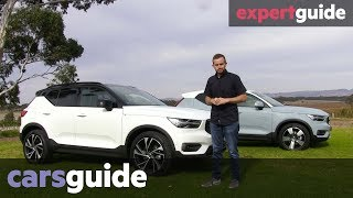 Volvo XC40 2018 review