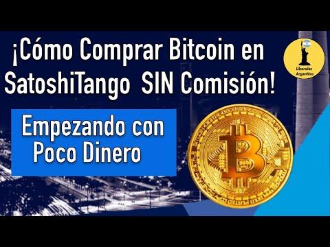 Cómo Comprar Bitcoin En Satoshitango SIN Comisión ¡Empezando Con Poco Dinero!