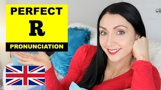 Perfect R Pronunciation British English Pronunciation Lesson MedialFinal R Sound