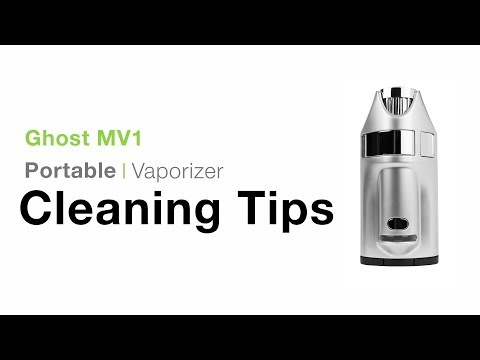 Ghost MV1 Cleaning Tips