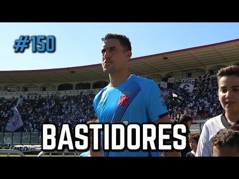 O jogo 150 de Martín Silva com a camisa do Vasco