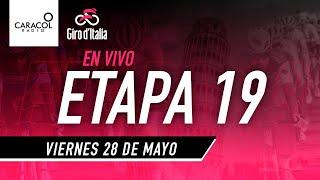 Giro de Italia 2021 EN VIVO: Etapa 19/ de 166 kilómetros con llegada a ALPE DI MERA