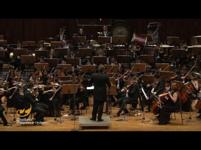 No more Blues By Thailand Philharmonic Orchestra