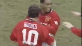 Манчестер Юнайтед 9:0 Ипсвич Таун, 4 марта 1995 года.