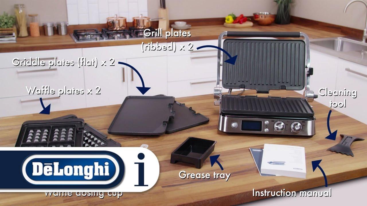 video De'Longhi CGH 1030D