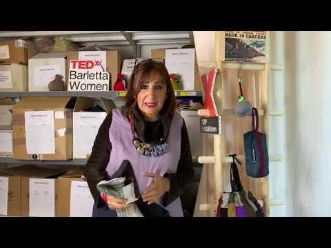 BIL: Benessere Interno Lordo | Luciana Delle Donne | TEDxBarlettaWomen
